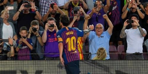 (VIDEO) Barcelona vence cómodamente al Alavés