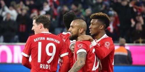 (VIDEO) Bayern de Múnich logra una remontada excepcional