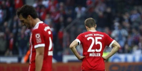 (VIDEO) Bayern de Múnich no puede contra el Hertha