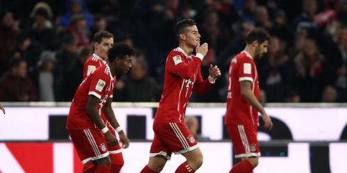 (VIDEO) Bayern de Múnich vuelve a lo más alto