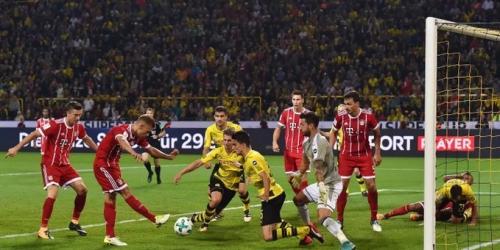 (VIDEO) Bayern Munich goleó de visitante al Borussia Dortmund