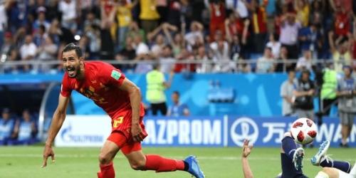 (VIDEO) Bélgica venció a Japón en el último minuto y clasificó a cuartos