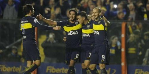 (VIDEO) Boca goleó a Independiente, River no pudo con San Lorenzo. El 'xeneize' vuelve a +4