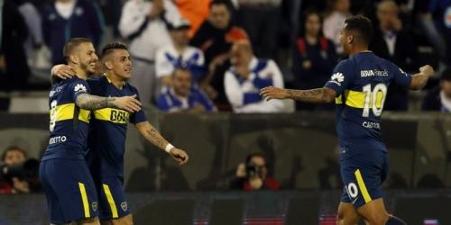 (VIDEO) Boca goleó a Vélez por la Superliga Argentina