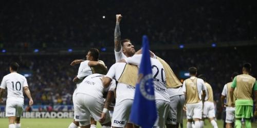 (VIDEO) Boca se metió entre los cuatro mejores de la Copa Libertadores