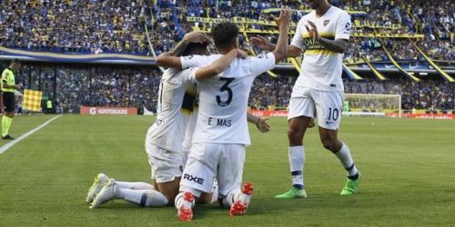 (VIDEO) Boca triunfa en su último partido antes de la Final de la Copa Libertadores