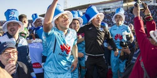 (VIDEO) Bolívar se consagró como campeón del fútbol boliviano por 21a vez