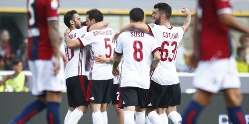 (VIDEO) Bologna cae como local ante el AC Milan