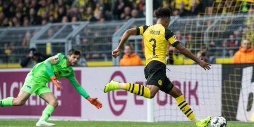 (VIDEO) Borussia Dortmund cede un empate pero sigue en la cima de la tabla