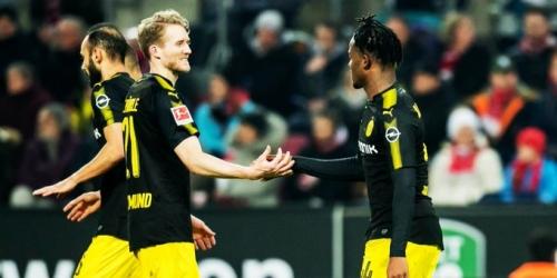 (VIDEO) Borussia Dortmund ganó 2-3 al Colonia