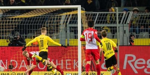 (VIDEO) Borussia tropieza ante el Augsburg en la Bundesliga