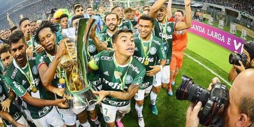 (VIDEO) Brasil, el Palmeiras se consagró campeón del Brasileirao