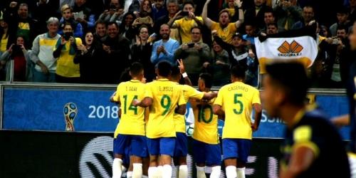 (VIDEO) Brasil vence a Ecuador en Porto Alegre
