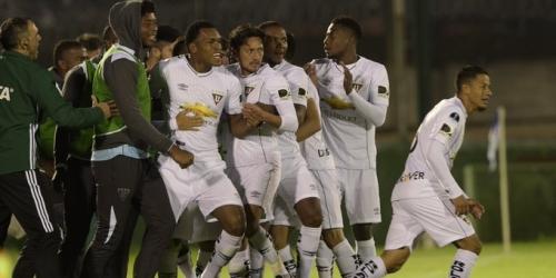 (VIDEO) Católica, Liga de Quito y Patriotas avanzaron a la Segunda Fase de la Copa Sudamericana