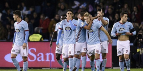 (VIDEO) Celta de Vigo empató ante el Real Madrid