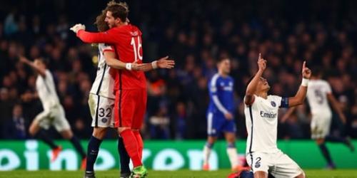 (VIDEO) Champions League, Benfica y PSG también clasificaron a Cuartos de Final