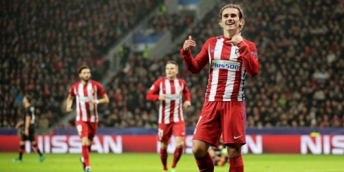 (VIDEO) Champions League, el Atlético de Madrid sacó una ventaja importante frente al Leverkusen
