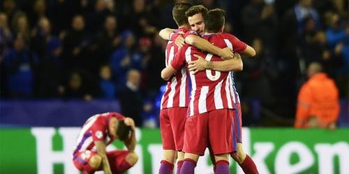 (VIDEO) Champions League, el Atlético Madrid es el primer semifinalista del torneo