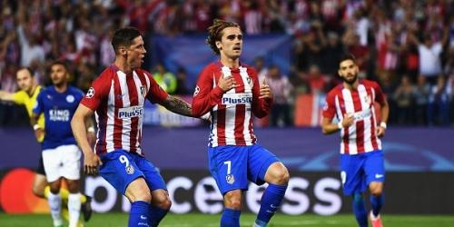 (VIDEO) Champions League, el Atlético Madrid venció al Leicester con polémica