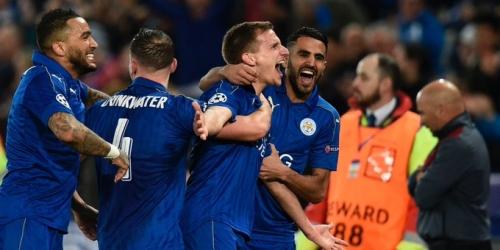 (VIDEO) Champions League, el Leicester dio la sorpresa y eliminó al Sevilla