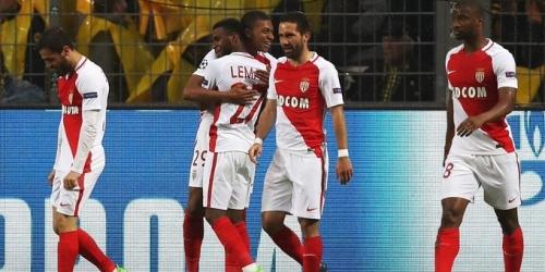(VIDEO) Champions League, el Mónaco sacó ventaja al vencer 3-2 al Dortmund