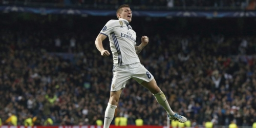 (VIDEO) Champions League, el Real Madrid superó al Napoli por 3-1 en los Octavos de Final