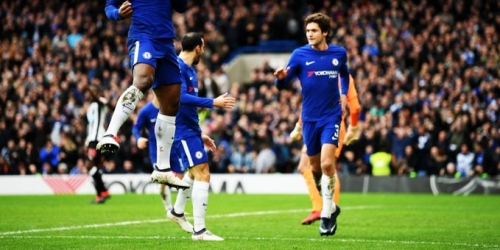 (VIDEO) Chelsea clasifica a octavos de final de FA CUP
