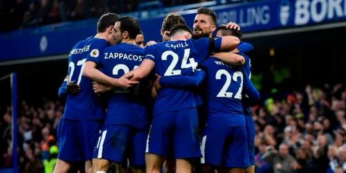 (VIDEO) Chelsea gana con vista al enfrentamiento ante el Barça