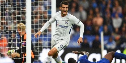 (VIDEO) Chelsea ganó de visita al Leicester