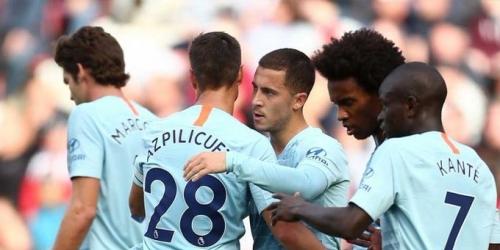 (VIDEO) Chelsea vuelve a ganar en la Europa League por la mínima diferencia