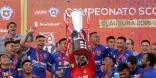 (VIDEO) Chile, la 'U' de Chile venció a San Luis y se llevó el Clausura!