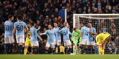 (VIDEO) City camina firme al título