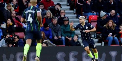 (VIDEO) City no piensa alejarse del puntero y derrota al Southampton