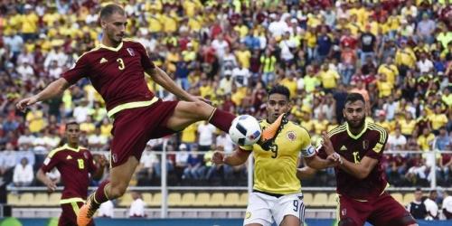 (VIDEO) Colombia empata con Venezuela en la 15ta fecha de las Eliminatorias a Rusia 2018