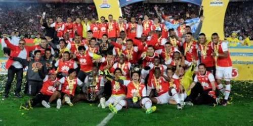 (VIDEO) Colombia, Independiente Santa Fe se llevó el Torneo Finalización
