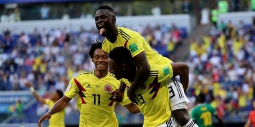 (VIDEO) Colombia pasa a octavos de final tras ganar por 1 a 0 a Senegal