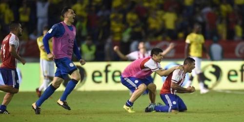 (VIDEO) Colombia pone en duda su participación en Rusia y Paraguay sueña