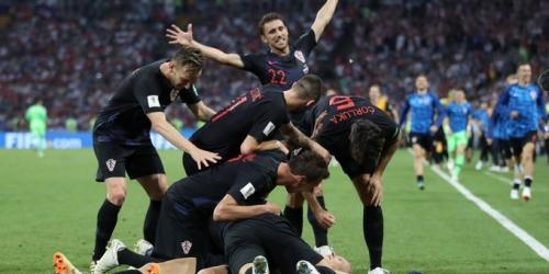 (VIDEO) Como en el 98, Croacia nuevamente en semifinales