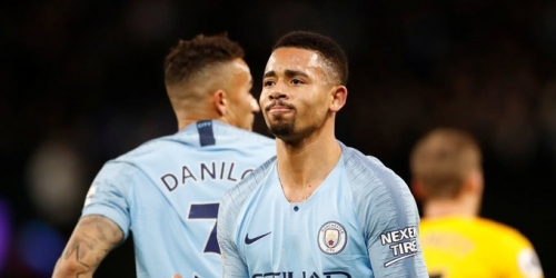 (VIDEO) Con 3 goles el Manchester City derrota al Wolverhampton
