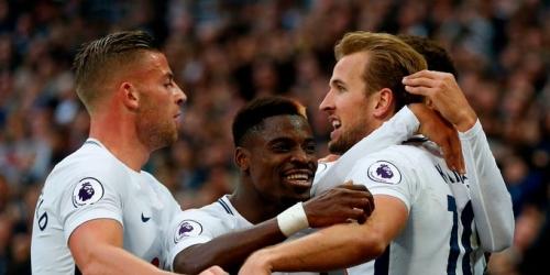 (VIDEO) Con Kane en estado de gracia, victoria segura del Tottenham