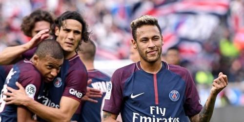 (VIDEO) Con Neymar como gran figura, el PSG demuestra su poderío frente al Bordeaux
