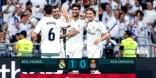 (VIDEO) Con un solitario gol, el Real Madrid se lleva los 3 puntos