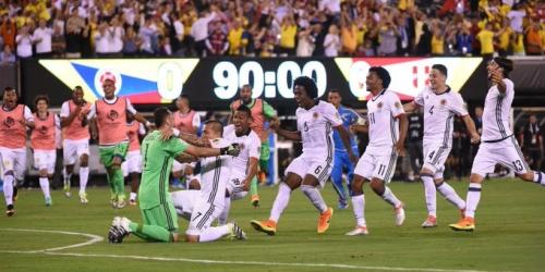 (VIDEO) Copa América, Colombia avanzó a semifinales eliminando a Perú en penales
