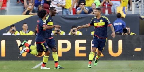 (VIDEO) Copa América, Colombia derrotó al anfitrión en el partido de debut