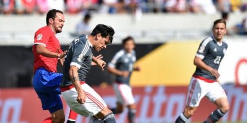 (VIDEO) Copa América, empate sin goles entre Costa Rica y Paraguay