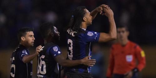 (VIDEO) Copa Libertadores, Independiente del Valle y Atlético Nacional empataron en la final de ida