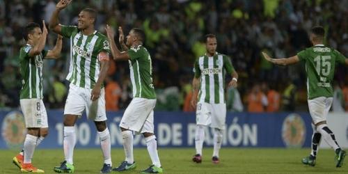 (VIDEO) Copa Sudamericana, Atlético Nacional empató y avanzó a la final del torneo