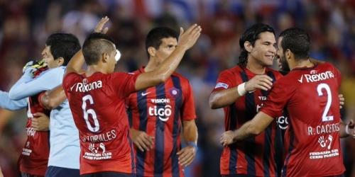 (VIDEO) Copa Sudamericana, Cerro Porteño es el primer semifinalista del torneo