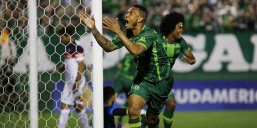 (VIDEO) Copa Sudamericana, Chapecoense dio la sorpresa y es el primer finalista del torneo