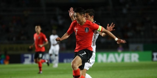 (VIDEO) Corea del Sur ganó al ritmo de Son